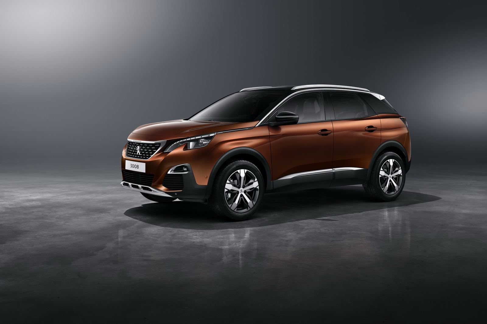 peugeot reveals qashqai rivalling 3008 suv 39 pics. Black Bedroom Furniture Sets. Home Design Ideas