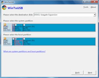 برنامج, نسخ, وحرق, الويندوز, على, الفلاشة, WinToUSB, احدث, اصدار