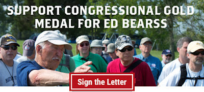 Sign a Petition to Support a Congressional Gold Medal for Ed Bearss!