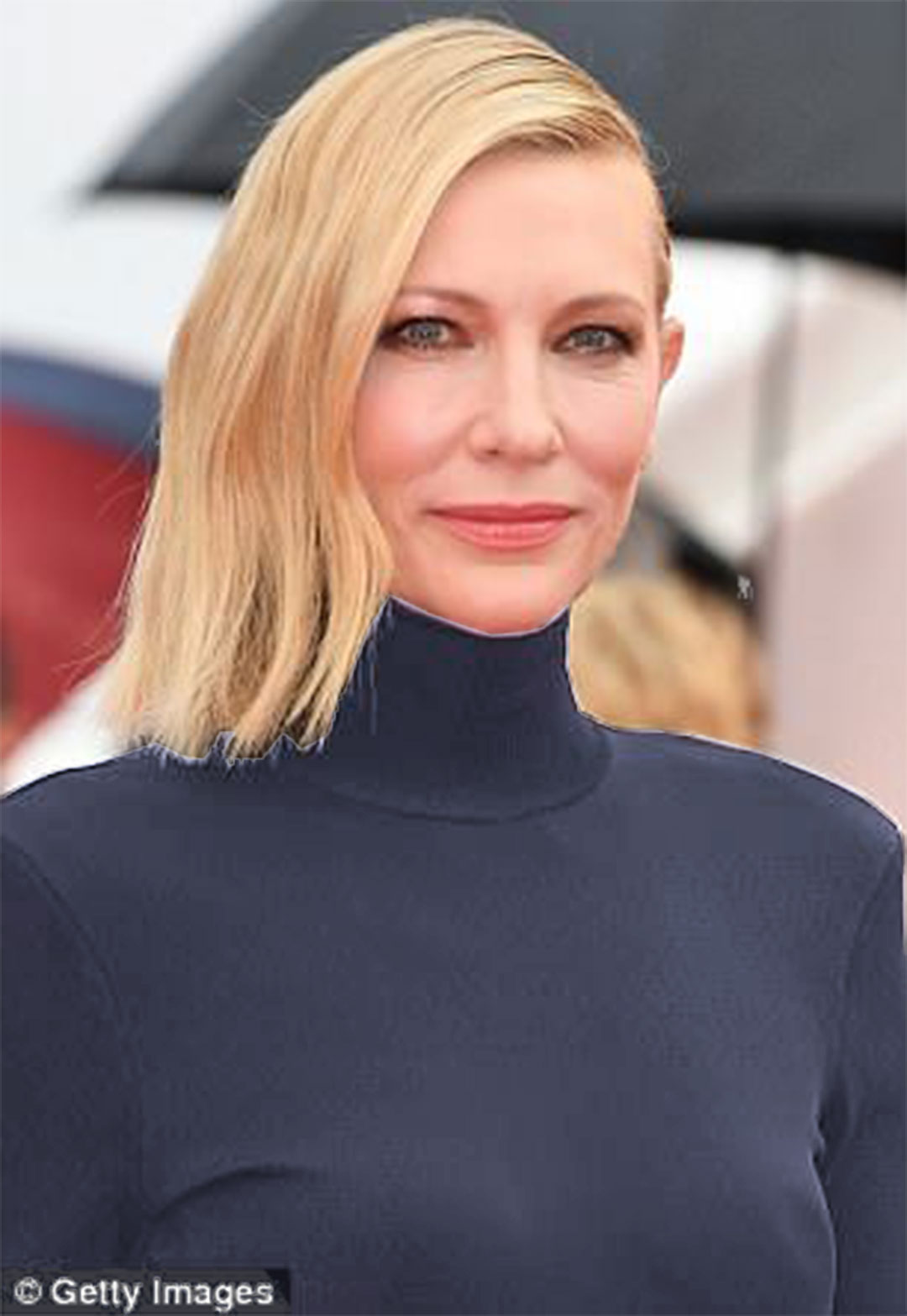 Cate Blanchett, analiza kolorystyczna, jasne lato, kolory pasujące