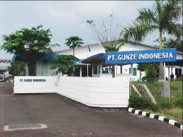 Lowongan Kerja Jobs : Operator Produksi Lulusan SMA SMK Sederajat PT Gunze Socks Indonesia