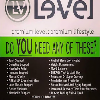 Le-vel thrive energy nutrition