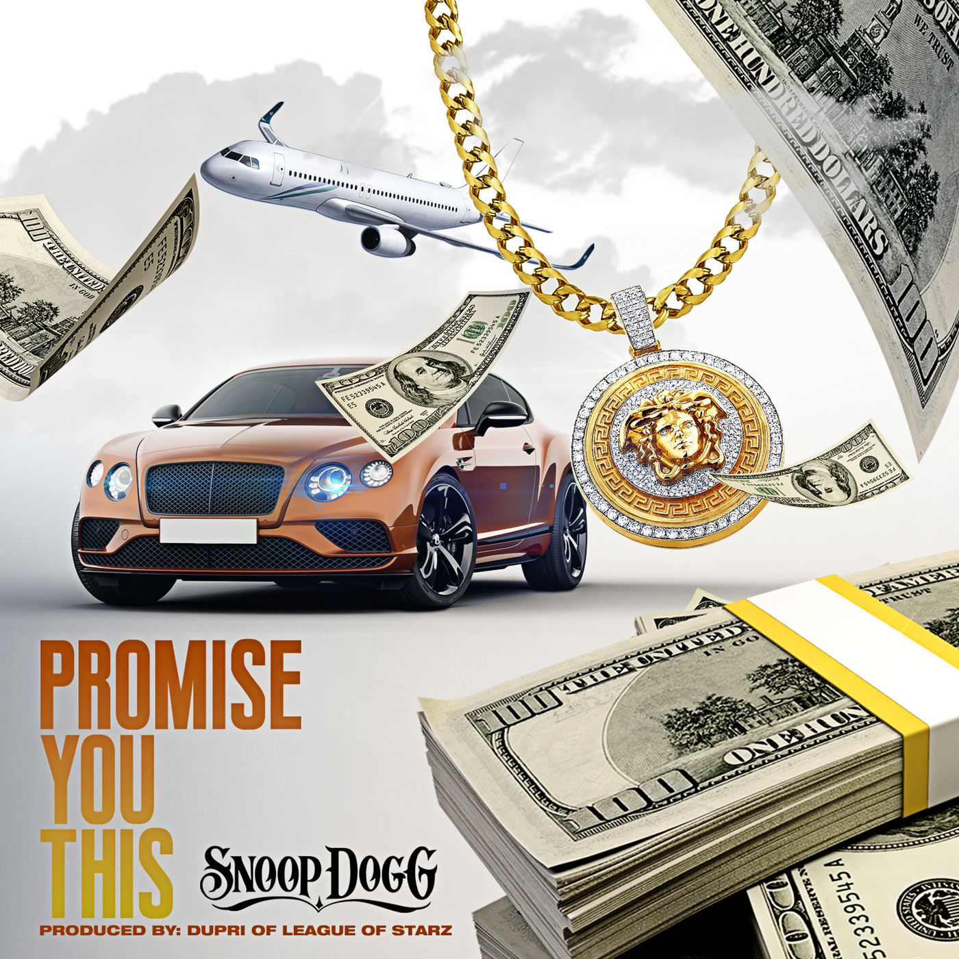 Snoop Dogg - Promise You This - Single Cover