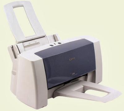 download Canon S300 Inkjet printer's driver