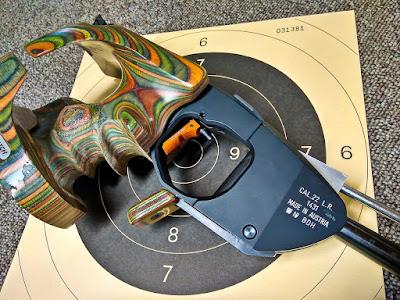 Freie Pistole Steyr FP1