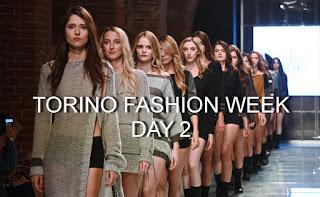 Torino Fashion Week 2017 sfilata foto