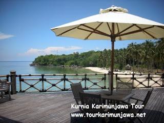 hotel ac di pulau karimunjawa