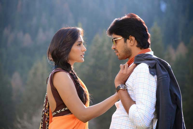Allari Naresh-Bandipotu Cinema Stills, Eesha & Allari Naresh Hot HD Wallpapers from Bandipotu Movie