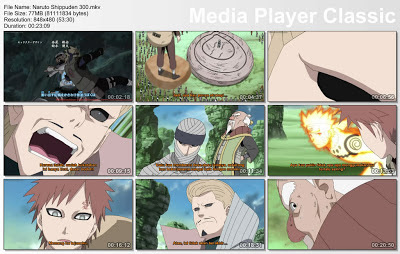 Shippuden Episode 329