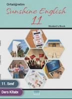 11. Sınıf Cem Veb Ofset Yayınları İngilizce Sunshine Ders Kitabı Cevapları