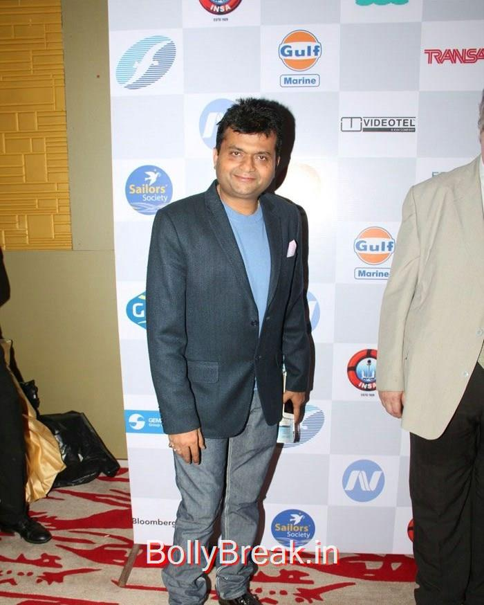 Aneel Murarka, Celebs At 14th Sailor Today Seashore Awards 2015