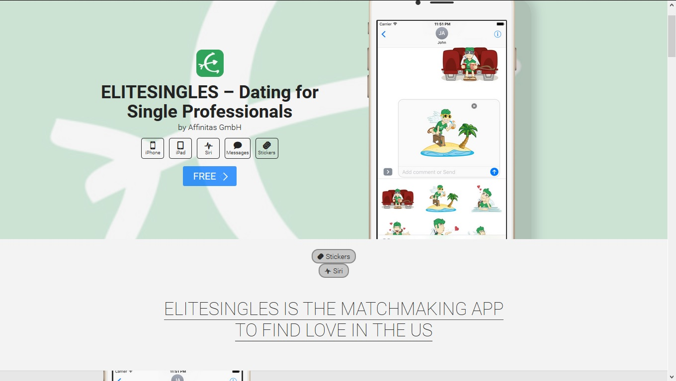 Breaking the online dating sound barrier