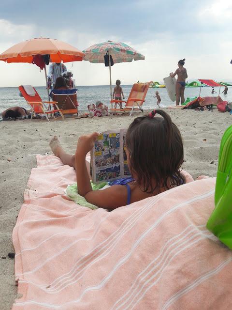 poltrona ergonomica da spiaggia
