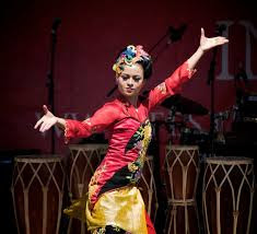 Kesenian tari indonesia