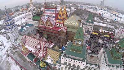 Belanja di Moskow