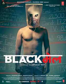 Blackmail 2018 Bollywood 400MB Hindi HDTV 480p