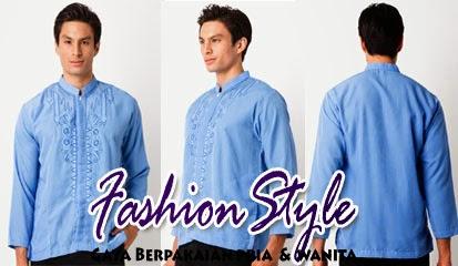 Daftar Harga Dan Model Pakaian Muslim Terbaru, Baju Koko Pria 2014