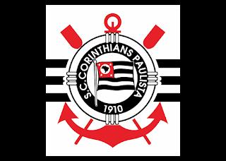 6º Escudo do CORINTHIANS Logo Vector