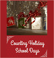 Counting Holiday School Days on The Homeschool Post - Homeschool Coffee Break @ kympossibleblog.blogspot.com - Read the whole article at hsbapost.com