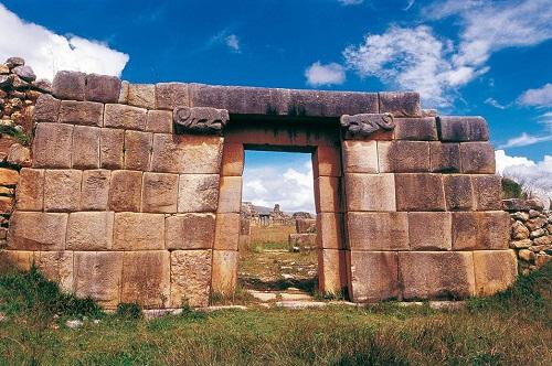 Sitio Arqueológico de Huánuco Marka o Huánuco Pampa