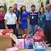 Servidores da SUFRAMA entregam doações da campanha Natal Solidário