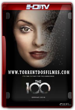The 100 3ª Temporada Torrent – (2016) HDTV | 720p | 1080p Legendado