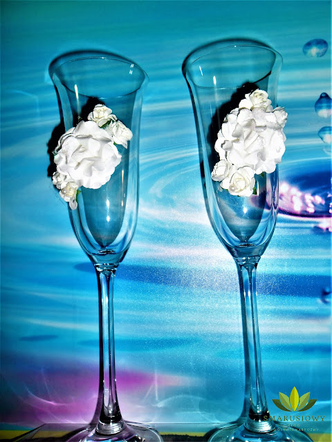Kieliszki do szampana