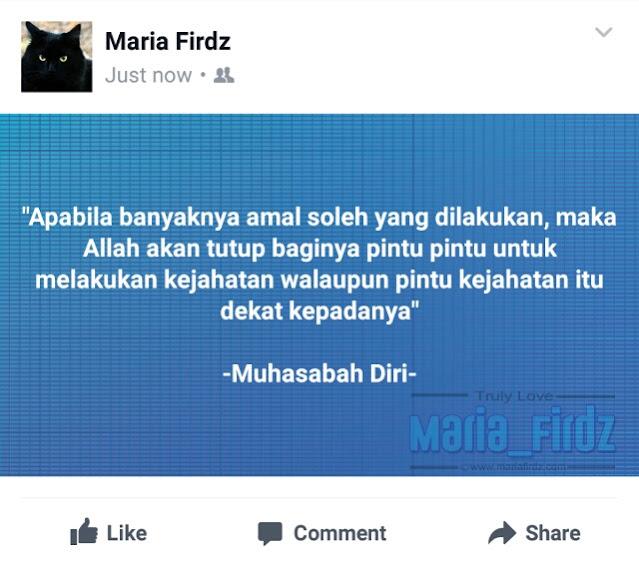 Facebook Update | Taip Status Dengan Background Cantik!