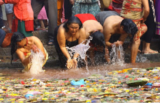 nepalski izlasci u Katmanduu