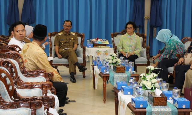 Walikota Palembang Instruksikan OPD Tuntaskan Imunisasi Rubella