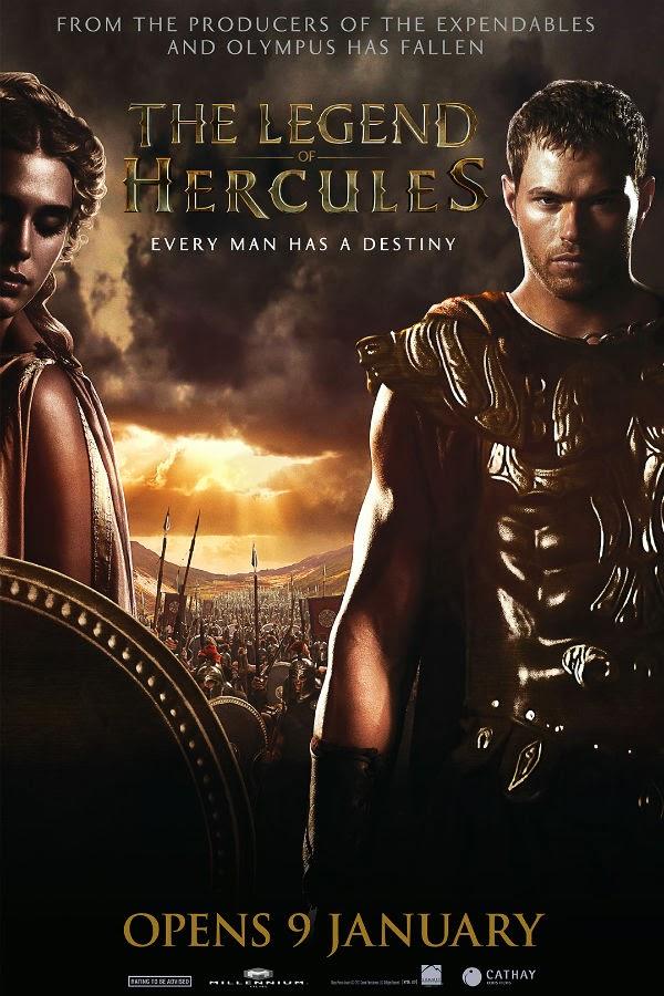 Box Office Legend Of Hercules 2014