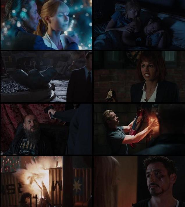 Iron Man 3 (2013) Dual Audio Hindi 720p BluRay