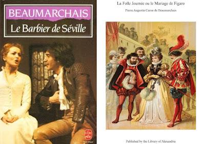 Le Barbier de Séville, Le Mariage de Figaro / Beaumarchais