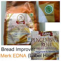 Bread Improver Halal Merk Edna