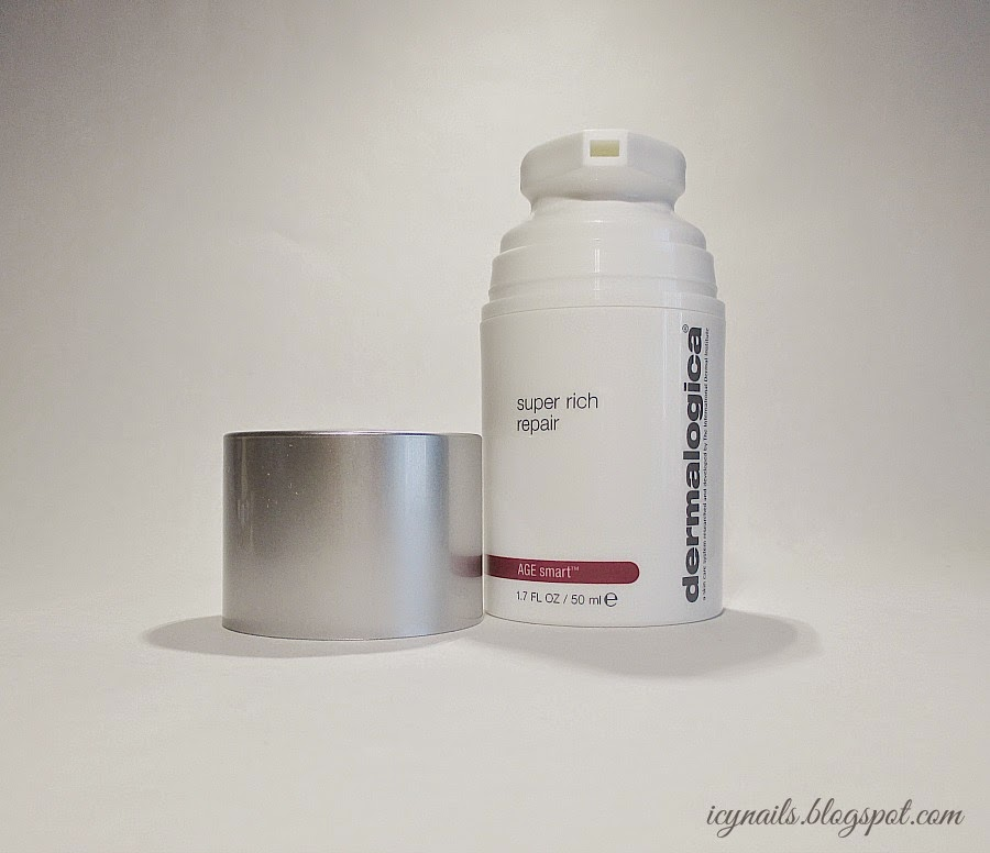 Dermalogica Super Rich Repair Cream - Notes from My Dressing Table