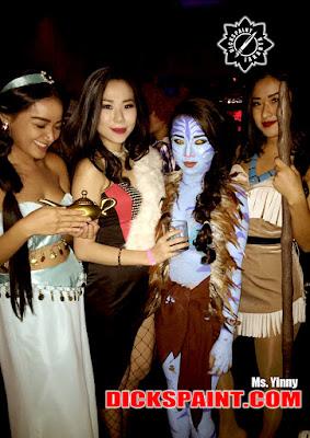 Body Painting Avatar Jakarta