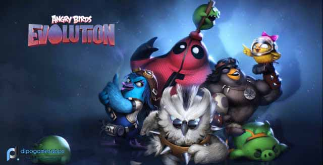 Angry Birds Evolution MOD APK Images