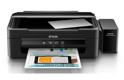 The way that you can use if you lost the driver of epson l360.