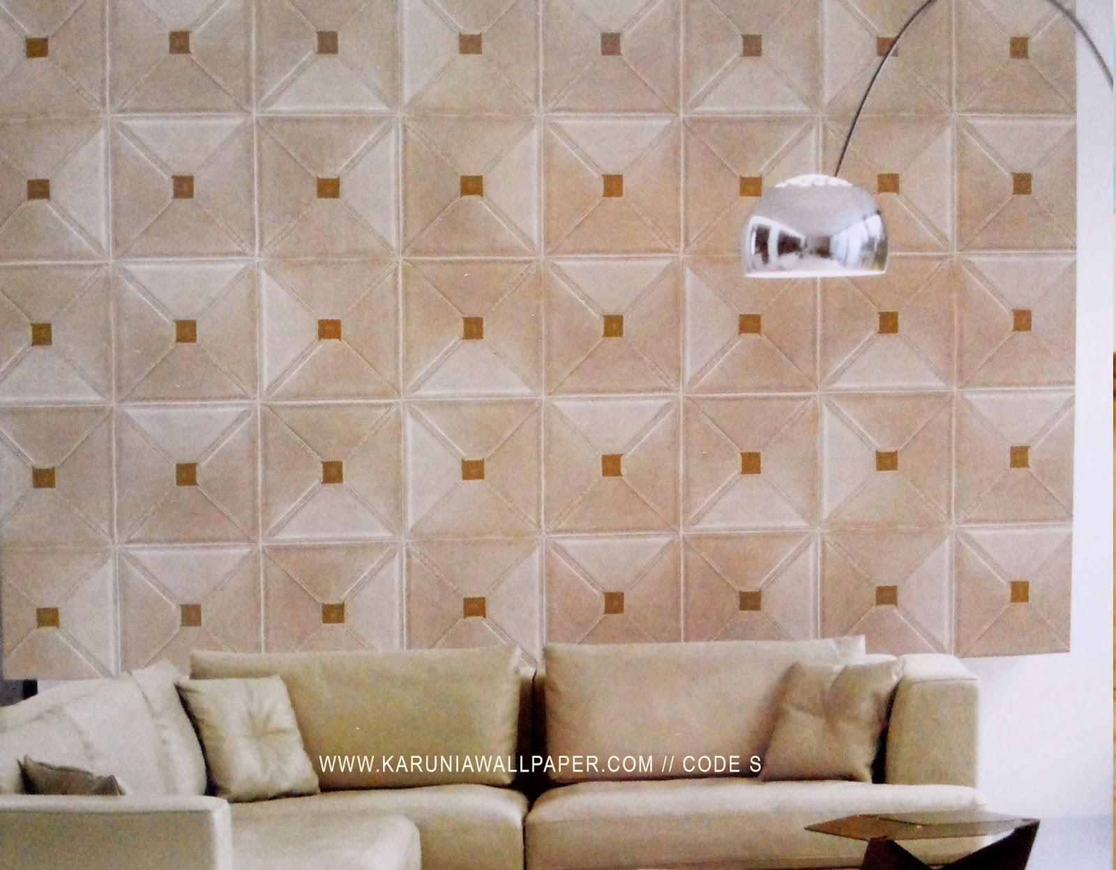 wallapepr dinding 3 dimensi karuniawallpaper surabaya