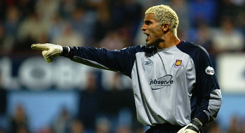 David James West Ham