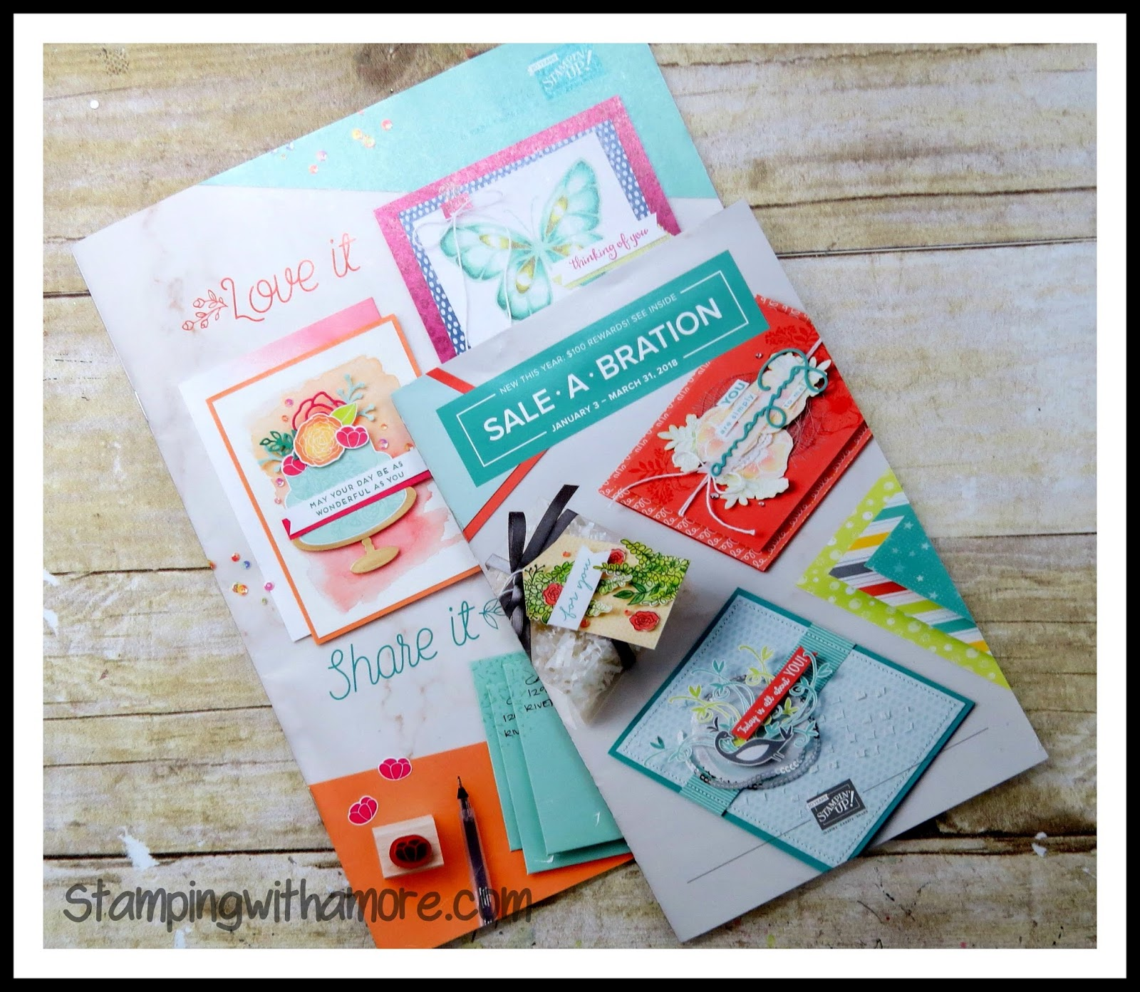 Stampingwithamore 2018 stampinup occasions catalog tour if you do not have a demonstrator and would like a catalog feel free to contact me above with your name and address and i would be happy to send you one kristyandbryce Images