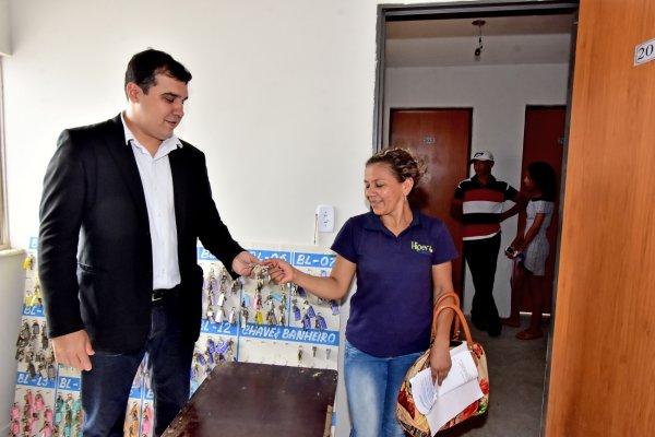 Prefeitura entrega mais 272 unidades habitacionais do 'Minha Casa, Minha Vida' em São Luís