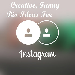 Instagram Bio Ideas