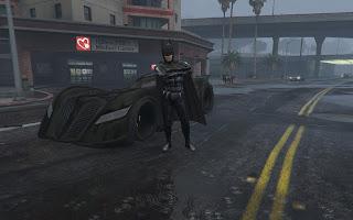 GTA Batman Android APK App