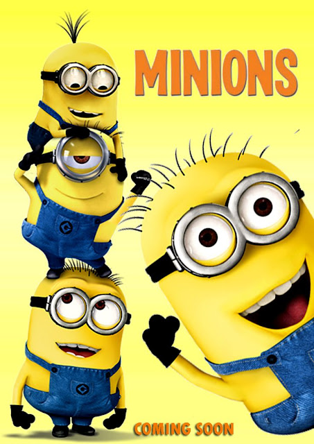 Minions English & Hindi Dubbed 300MB Dual Audio BRRip Free Download