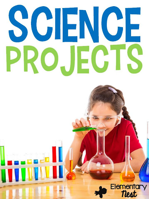 hands-on science projects for elementary students