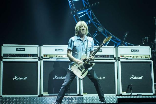 Rick Parfitt (Guitarrista de Status Quo)