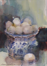 Chinoiserie Eggs