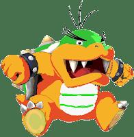 Super Mario World Segundo castillo