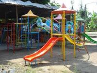 at the Playground Materi Bahasa Inggris SD Kelas 1